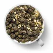 Чай зеленый Хуа Лун Чжу (Жасминовая жемчужина дракона), 1 ка...