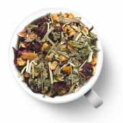 Фруктовый чай Малина с мятой