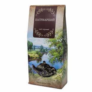 Чай черный Патриарший, 100 г