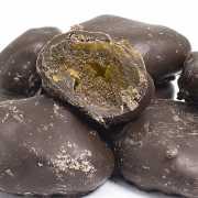 Абрикос в темном шоколаде, 150 г