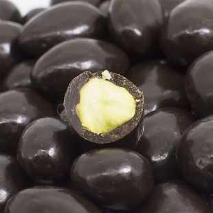 Фисташки в темном шоколаде, 150 г