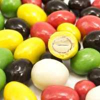 Арахис в цветной шоколадной глазури, 150 г