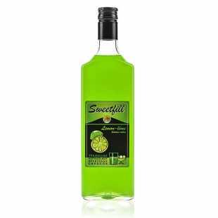 Сироп SweetFill Лимон-лайм, 0,5 л
