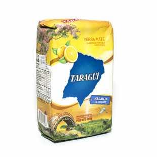 Мате Taragui с ароматом апельсина, 500 г