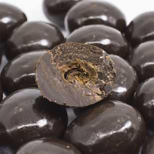 Кофейные зерна в темном шоколаде, 150 г