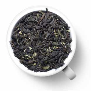 Чай из смеси зеленого и черного чаев Татарский