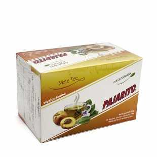 Мате Pajarito Tradicional с персиком в фильтр-пакетах, 25 пак х 2 г