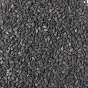 Семена кунжута черные не жареные, 90 г...