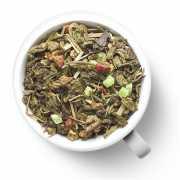 Чай зеленый Мохито клубника