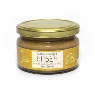 Урбеч из ядер миндаля, 225 г