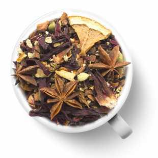 Фруктовый чай Глинтвейн премиум